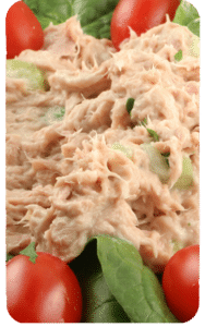 MIndy's Yummy Sauces is delicious with tuna, West Bloomfield, Michigan