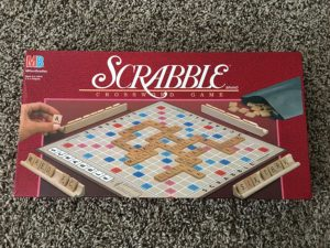 Photo of Scrabble game by Mindy's Yummy Sauces