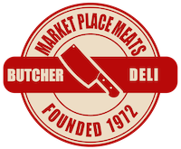 Market Place Meats & Deli logo where Mindy's Yummy Sauces are sold